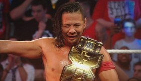 Shinsuke Nakamura Wins Back NXT Title