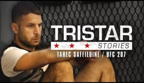 Tarec Saffiedine Sacrificed Christmas for UFC 207 | Preview Episode | Tristar Stories