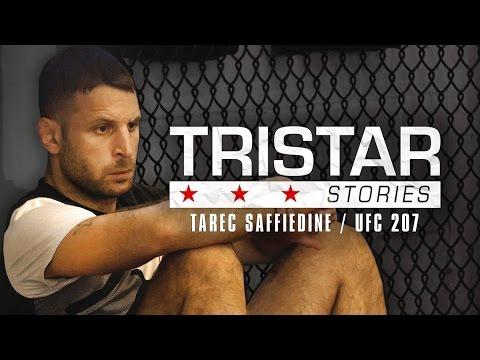 Tarec Saffiedine Sacrificed Christmas for UFC 207 | Preview Episode | Tristar Stories