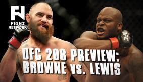 Travis Browne vs. Derrick Lewis and Francis Ngannou vs. Andrei Arlovski Preview