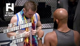 TUF 24 Finale: Demetrious Johnson vs. Tim Elliott – Fight Network Preview