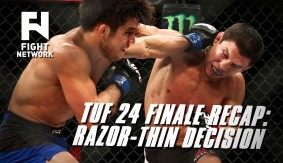 TUF 24 Finale: Joseph Benavidez Split Decision Henry Cejudo – How Did You Score It?