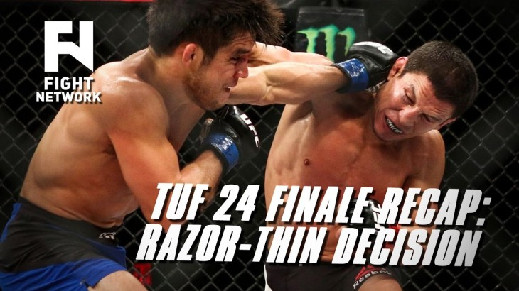 TUF 24 Finale: Joseph Benavidez Split Decisions Henry Cejudo – How Did You Score It?