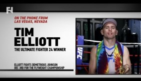 TUF 24 Winner Tim Elliott on Demetrious Johnson, Experience in TUF House – Full Interview