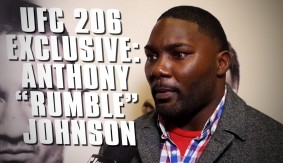 UFC 206: Anthony Johnson on Cormier Cancellation, Rejecting Mousasi Bout, Jon Jones