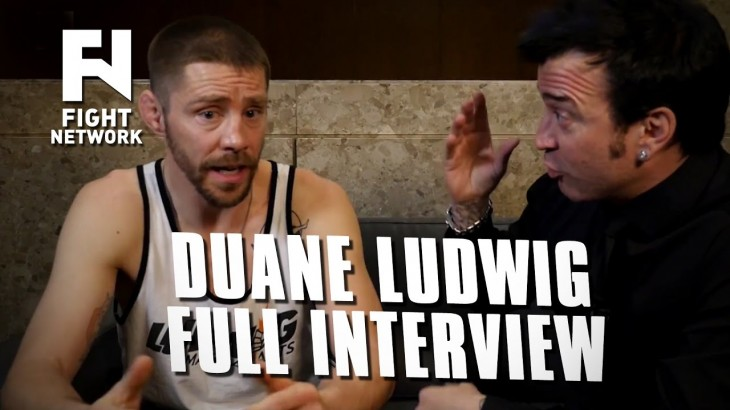 UFC 206: Duane Ludwig – Full Interview with Robin Black