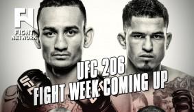 UFC 206: Looking Ahead at Pettis vs. Holloway, Misha Cirkunov & More for Fight Week