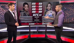 UFC 207: Amanda Nunes vs. Ronda Rousey Preview with Dan Hardy and John Gooden