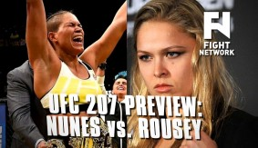 UFC 207: Amanda Nunes vs. Ronda Rousey Preview – Media Presence