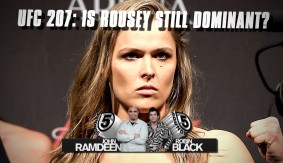 UFC 207: Are We Getting the Dominant Ronda Rousey? | 5 Rounds