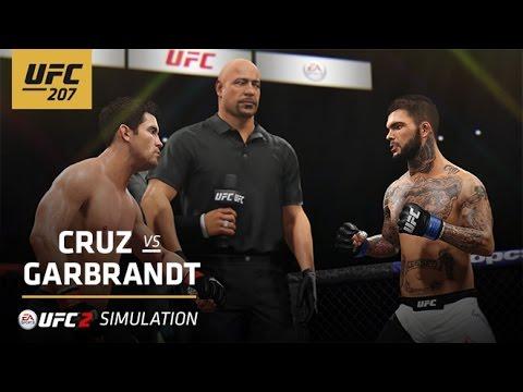 UFC 207: Dominated – EA Sports UFC 2 Simulation – Dominick Cruz vs. Cody Garbrandt