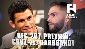 UFC 207: Dominick Cruz vs. Cody Garbrandt Preview