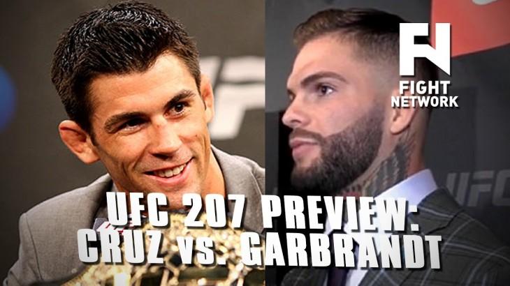 UFC 207: Dominick Cruz vs. Cody Garbrandt Preview