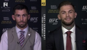 UFC 207: Dominick Cruz vs. Cody Garbrandt – Full Interview