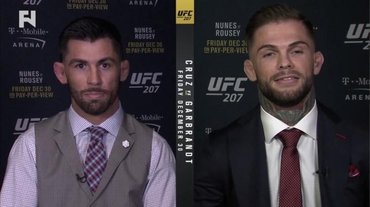 UFC 207: Dominick Cruz vs. Cody Garbrandt – Full Interview