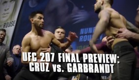 UFC 207: Dominick Cruz vs. Cody Garbrandt – Final Preview