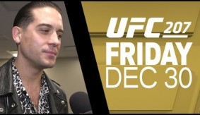UFC 207: G-Eazy with Megan Olivi – Vengeance On My Mind