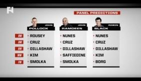 UFC 207: Gabe's Best Bets & Predictions from John Pollock, John Ramdeen & Robin Black