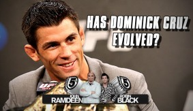 UFC 207: Has Dominick Cruz Evolved? | 5 Rounds