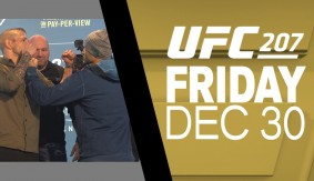 UFC 207: Media Day Faceoffs
