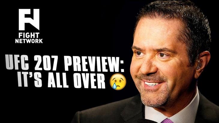UFC 207: Mike Goldberg's Final Show – Who's Replacing Him?