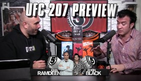 UFC 207: Nunes vs. Rousey & Cruz vs. Garbrandt Preview | 5 Rounds – Full Show