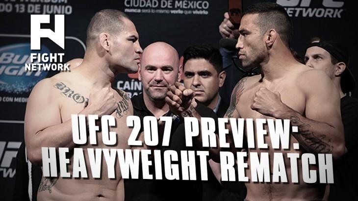 UFC 207 Preview: Cain Velasquez vs. Fabricio Werdum 2