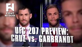UFC 207 Preview: Dominick Cruz vs. Cody Garbrandt for UFC Bantamweight Title
