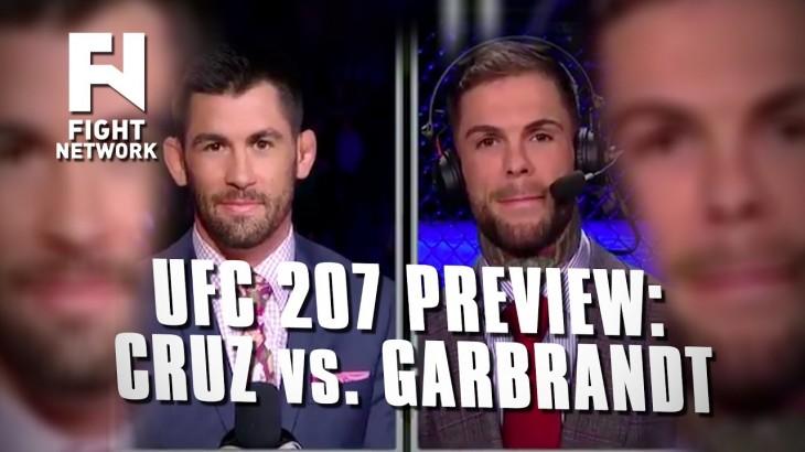 UFC 207 Preview: Dominick Cruz vs. Cody Garbrandt for UFC Bantamweight Title