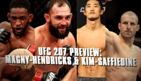 UFC 207 Preview: Johny Hendricks vs. Neil Magny & Dong Hyun Kim vs. Tarec Saffiedine