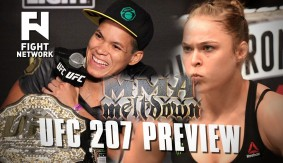 UFC 207 Preview with Gabe Morency and GambLou | MMA Meltdown