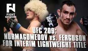 UFC 209: Khabib Nurmagomedov vs. Tony Ferguson In Works for Interim Lightweight Title