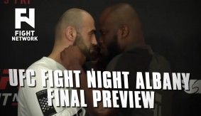 UFC Fight Night Albany LIVE on FN: Final Preview with John Ramdeen & Robin Black