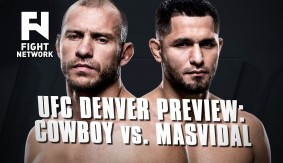 UFC Fight Night Denver: Donald Cerrone vs. Jorge Masvidal Preview