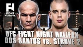 UFC Fight Night Halifax Preview: Junior Dos Santos vs. Stefan Struve 2
