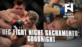 UFC Fight Night Sacramento Recao: Gall Taps Northcutt, Waterson Chokes Out VanZant