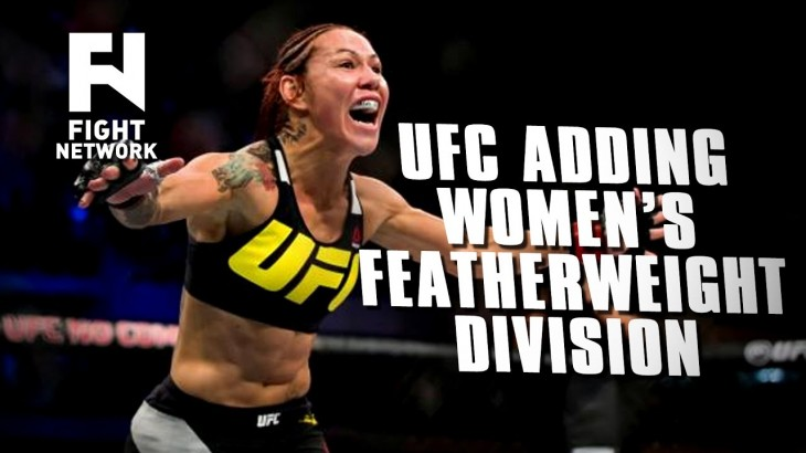 UFC to Make Women's Featherweight Division: Can Cris Cyborg Dominate?