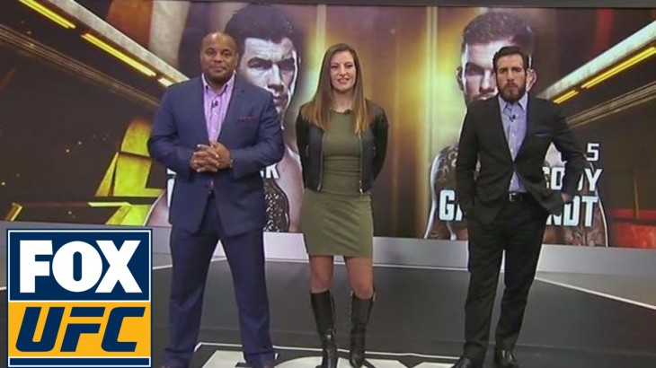 'UFC Tonight' Previews UFC 207: Nunes vs. Rousey – Daniel Cormier Picks Ronda Rousey, Miesha Tate Picks Amanda Nunes
