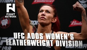UFC's Addition of Women's Featherweight Division with John Pollock & Cody Saftic