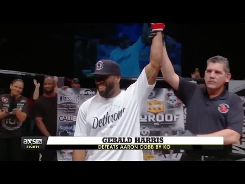 Legacy FC 63 Results & Video Highlights – Gerald Harris Ends Legacy FC with Epic Slam KO