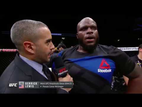 Video Highlights – UFC Fight Night Albany: Post-Fight Interviews