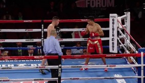 Video Replay – HBO Boxing: Hopkins vs. Smith Jr. Undercard