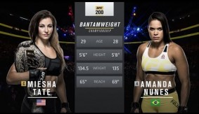 Watch Amanda Nunes Take Women's Bantamweight Title from Miesha Tate at UFC 200 from July 9, 2016 – Full Fight