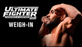 Watch LIVE at 6:00 p.m. ET – TUF 24 Finale: Official Weigh-in