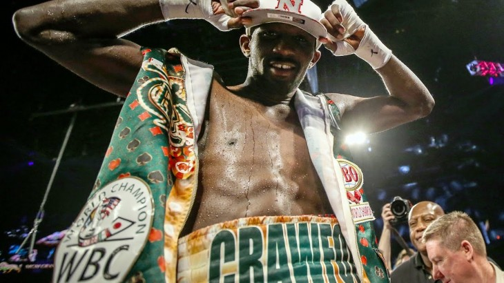 Watch LIVE Sat. at 7:15 p.m. ET – HBO Boxing: Crawford vs. Molina Undercard