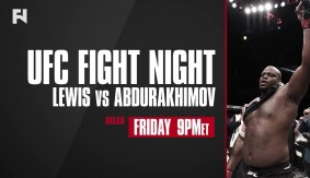 Watch UFC Fight Night Albany LIVE Fri., Dec. 9 at 9 p.m. ET in Canada on Fight Network