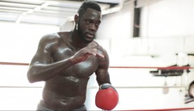WBC Heavyweight Champion Deontay Wilder's Road to Recovery