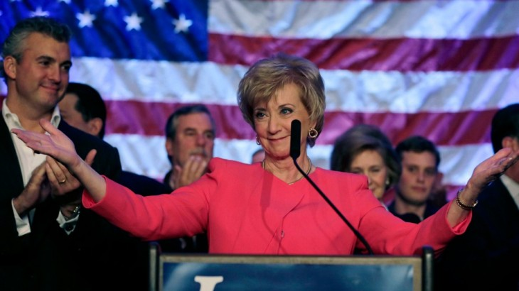 Donald Trump Names Linda McMahon as SBA Head