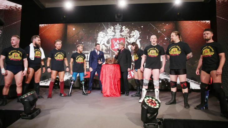 Jan. 15 News Update: WWE U.K. Tournament Continues, Colt Cabana on The LAW