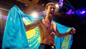 Shavkat Rakhmonov Out of M-1 Challenge 75 WW Title Bout with Knee Injury; New Opponent for Kunchenko TBA